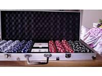 ProPoker professional poker set