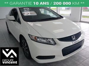 2013 Honda Civic COUPÉ EX **TOIT | MAGS | BLUETOOTH**