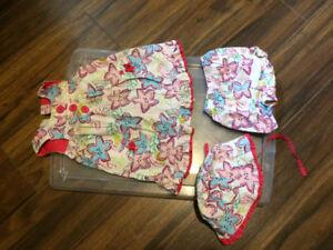 Vêtements linges bébé 0 Mois à 14 ansPlus de 1000 morcea