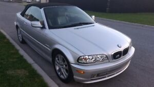 2002 BMW 3-Series convertible 330ci Cabriolet
