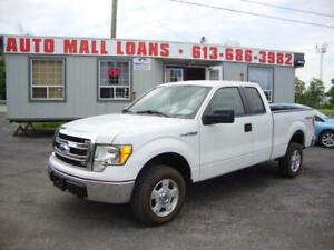 2013 Ford F-150 XLT ***PAY ONLY $107 WEEKLY OAC***