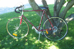 Older Racing Bike