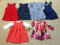 Bundle girls clothes age 12-18 months 1-1.5 years Ted Baker, Next, John Lewis excellent condition