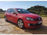 VW GOLF Gti Mk6 2009 - 12 months MOT and Full Dealer Service History
