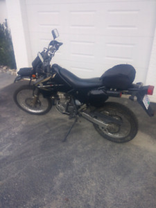 2009 suzuki drz400 with lots of extras!