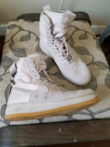 Nike special field airforce 1s string colorway