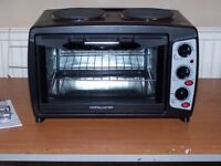 For Sale Andrew James Mini Oven & Double Hob