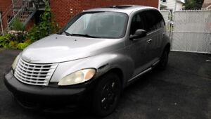 2003 Chrysler PT Cruiser automatic Sedan