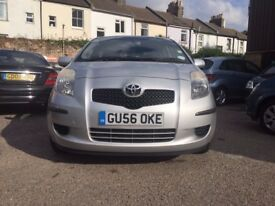 Toyota Yaris 1.3 VVT-i T3 5dr£2,595 one owner from new