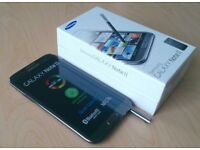 SAMSUNG GALAXY NOTE 2 UNLOCKED BEAND NEW BOXED WARRANTY