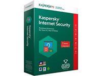 Kaspersky Internet Security 2017 Licence Key