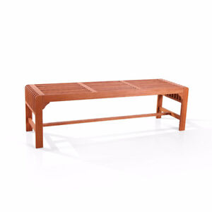 Outdoor wood Bench *NEW*