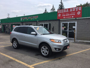 2010 Hyundai Santa Fe Limited**NO ACCIDENTS**CERTIFIED**MINT**