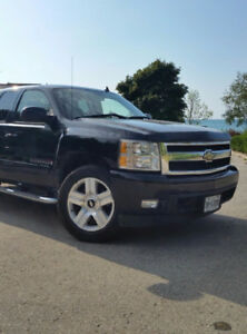 2007 Chevrolet Silverado 1500 LTZ - Well Maintained No Accidents