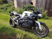 BMW K1200R - 2006 27k service history and extras