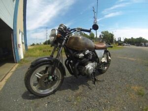 80' Cb750 Trade for 4x4 SUV or Truck