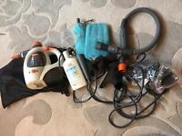 Vax Hand Steam Cleaner