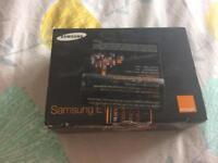 Samsung GT-E1120 Locked to Orange