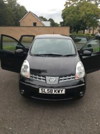 2008 Nissan Note, 12 Months MOT, 1.4, Manual, 5 Doors, Petrol....!!