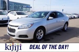 2016 Chevrolet Malibu Limited LIMITED LT ECO Accident Free,  Blu