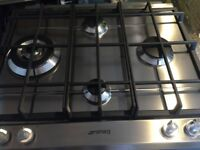 Smeg Gas Hob New and Unused