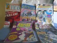 marvel vintage comics star wars