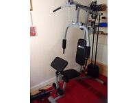 PRO FITNESS 50KG MULTIGYM AS NEW