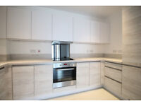 A stunning & modern 1 double bedroom flat with underground parking space in Brentford
