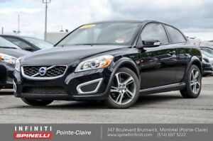 2013 Volvo C30 T5 TURBO SUNROOF EXTENDED WARRANTY UNTIL APRIL 20
