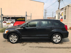 2009 DODGE CALIBER SXT WITH ONLY138000 KMS GREAT CONDITION