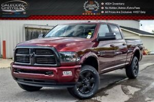 2017 Ram 3500 New Truck SLT|4x4|Diesel|Night Edition|Sunroof|Bac