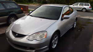 2003 Acura RSX Base,  A/C froid