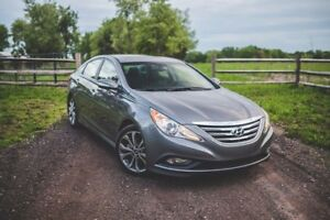 2014 Hyundai Sonata LIMITED - LEATHER - PANORAMIC ROOF - REVERSE