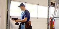 Réparation porte de garage: