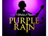 1 x ticket for Purple Rain a celebration of Prince Sunday 3rd Sept Norwich Theatre Royal music