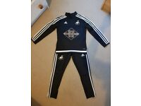 Childrens Swansea City Tracksuit