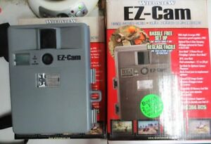 2  NEW EZ-CAM DIGITAL SCOUTING CAMERA WILDVIEW FOR HUNTING