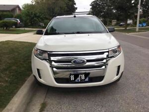 Ford Edge 2013 Extended Warranty until OCT2018