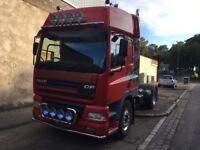 Daf 85-430 tractor unit 4x2