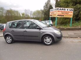 Renault Scenic Authentique 1.4L MPV very nice car and drives like new comes with 12 months MOT