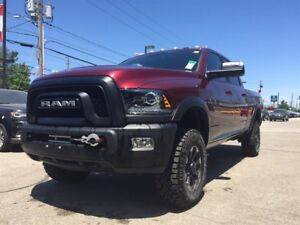 2017 Ram 2500 NEW, POWER WAGON, 6.4 V8