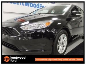 2016 Ford Focus SE and a back up cam! so you can SEe clearly ;)