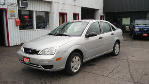 2007 Ford Focus SE 139,000km Automatic Certified!
