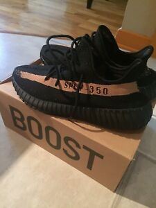 Yeezy Boost 350 V2 Copper Size 11