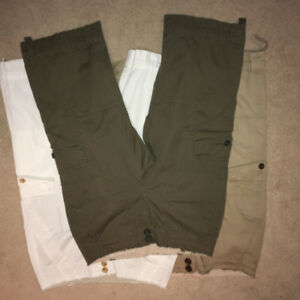 BANANA REPUBLIC  casual pants (size 6)