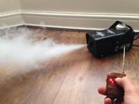 400w Smoke Machine with Smoke Fluid