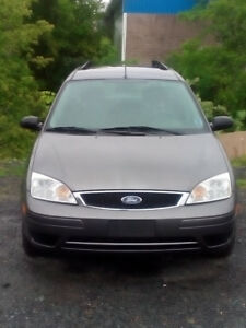 "2007 FORD FOCUS ZXW AUTO  LOADED 136kms $2642.CLICK ""SHOW MORE"""