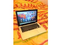 "Latest MacBook Pro 13"" w/ DVD/CD Drive! 8GB/16GB RAM 500GB/1TB SSHD + ADOBE, LOGIC,FCP, WORD"