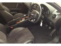 Orange AUDI TT COUPE 2.0 TDI Diesel ULTRA S LINE BLACK EDITION FROM £83 PER WEEK