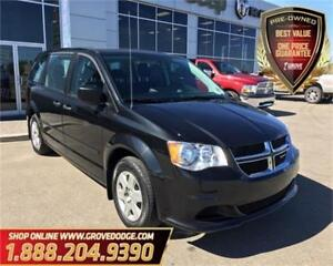 2012 Dodge Grand Caravan Expres| Cloth| AUX| USB| Power Locks &